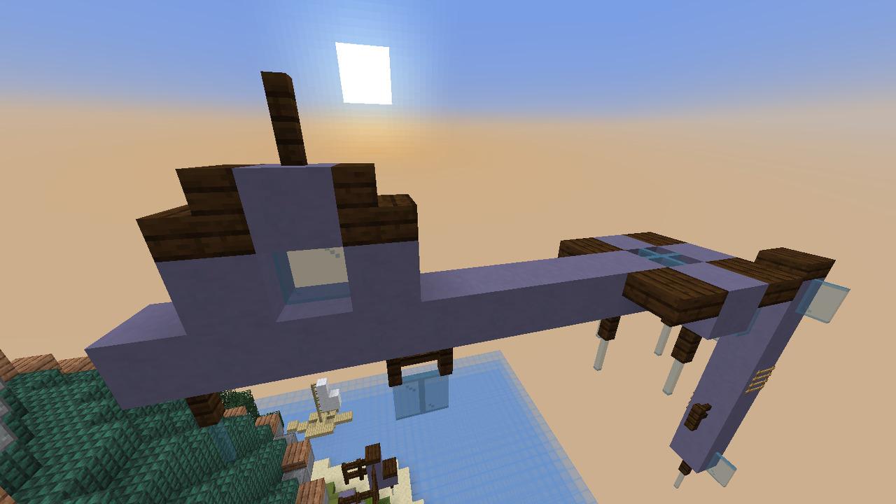 Custom Minecraft Parkour Server, World Parkour Maker, Level: Monument