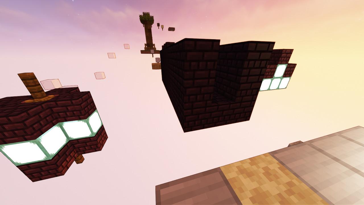 Custom Minecraft Parkour Server, World Parkour Maker, Level: Colossal Wonders