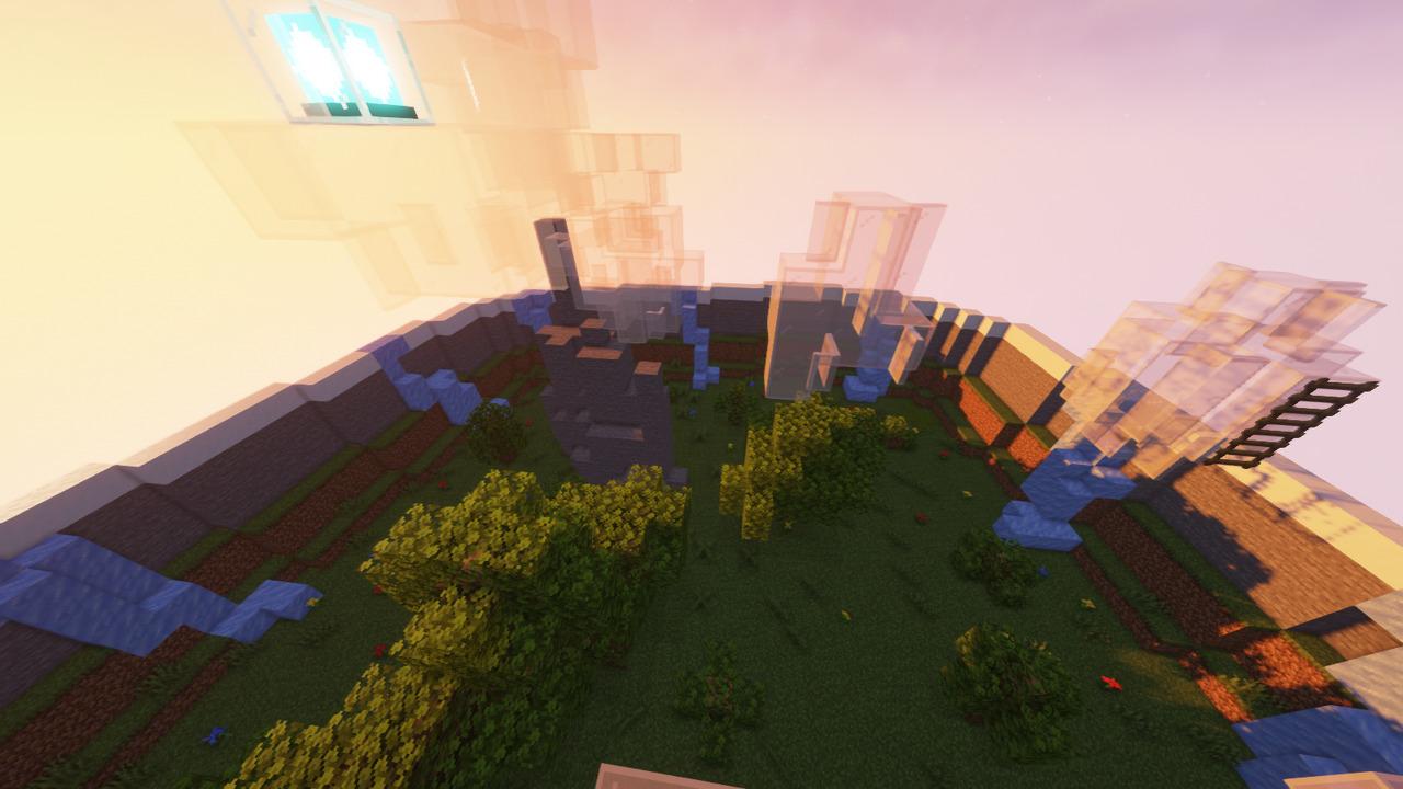 Custom Minecraft Parkour Server, World Parkour Maker, Level: World