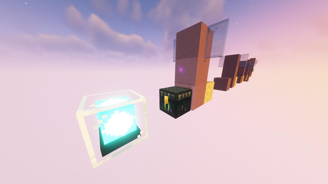 Custom Minecraft Parkour Server, World Parkour Maker, Level: More Bflys