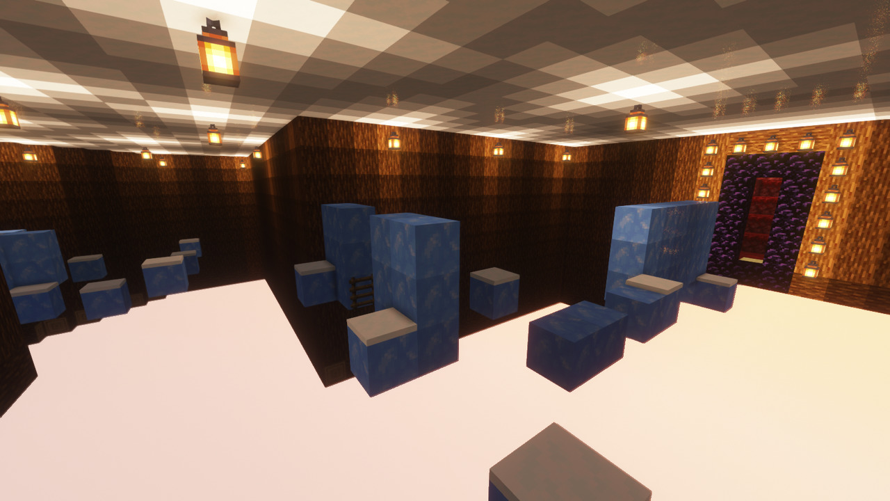 Custom Minecraft Parkour Server, World Parkour Maker, Level: World Da World